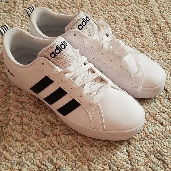 adidas Shoes | Nwot Neo Pace Black White | Poshmark